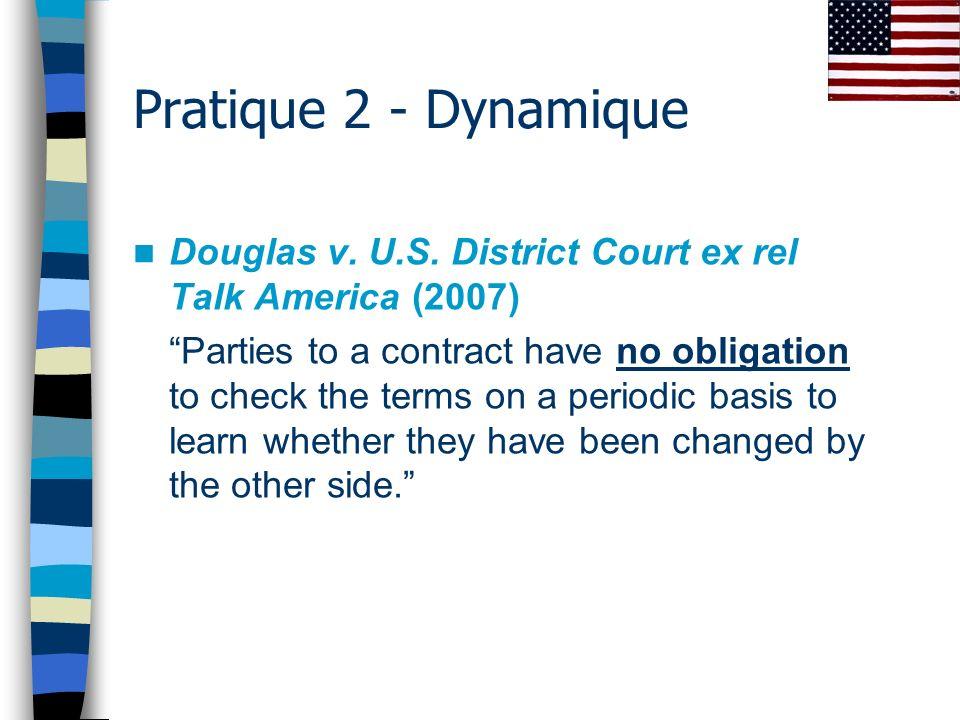 Pratique 2 - Dynamique Récemment illégal au Québec….