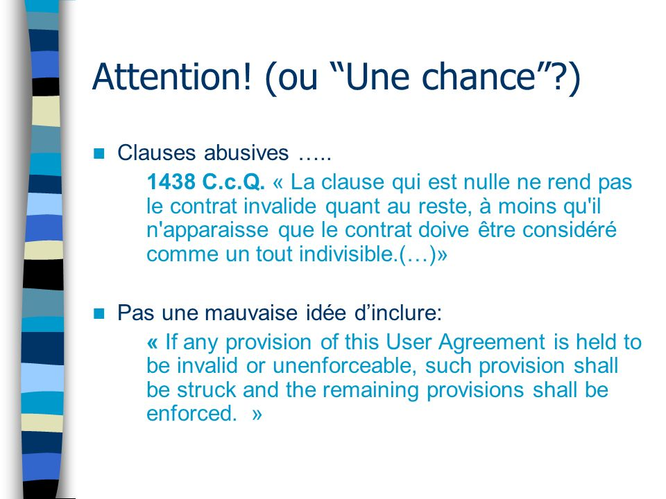 4) Meilleures pratiques en vue dobtenir un contrat électronique validement formé et opposable