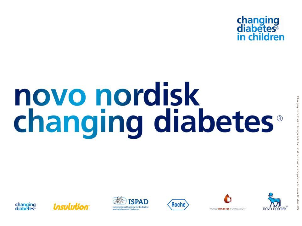 Slide No 40 Changing Diabetes® et le logo Apis bull sont des marques déposées de Novo Nordisk A/S