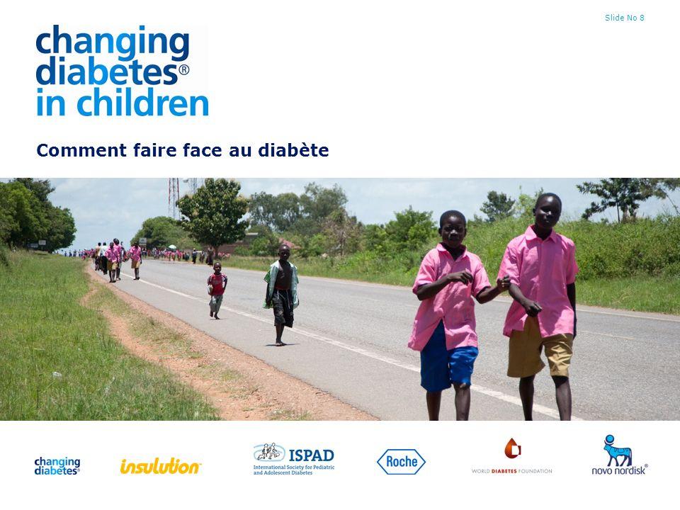 Slide No 8 Comment faire face au diabète