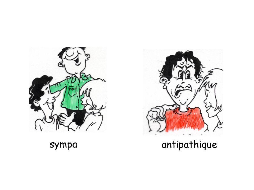 sympaantipathique