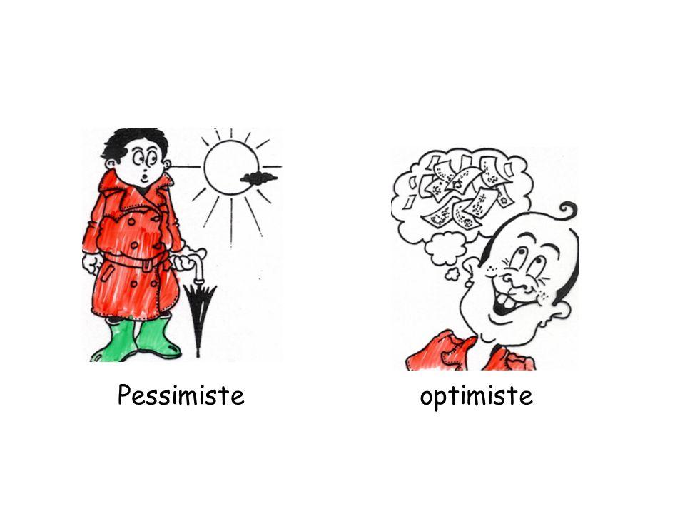 optimistePessimiste