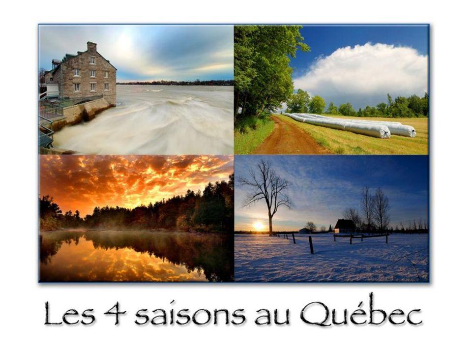 Des villes modernes… La ville de Québec