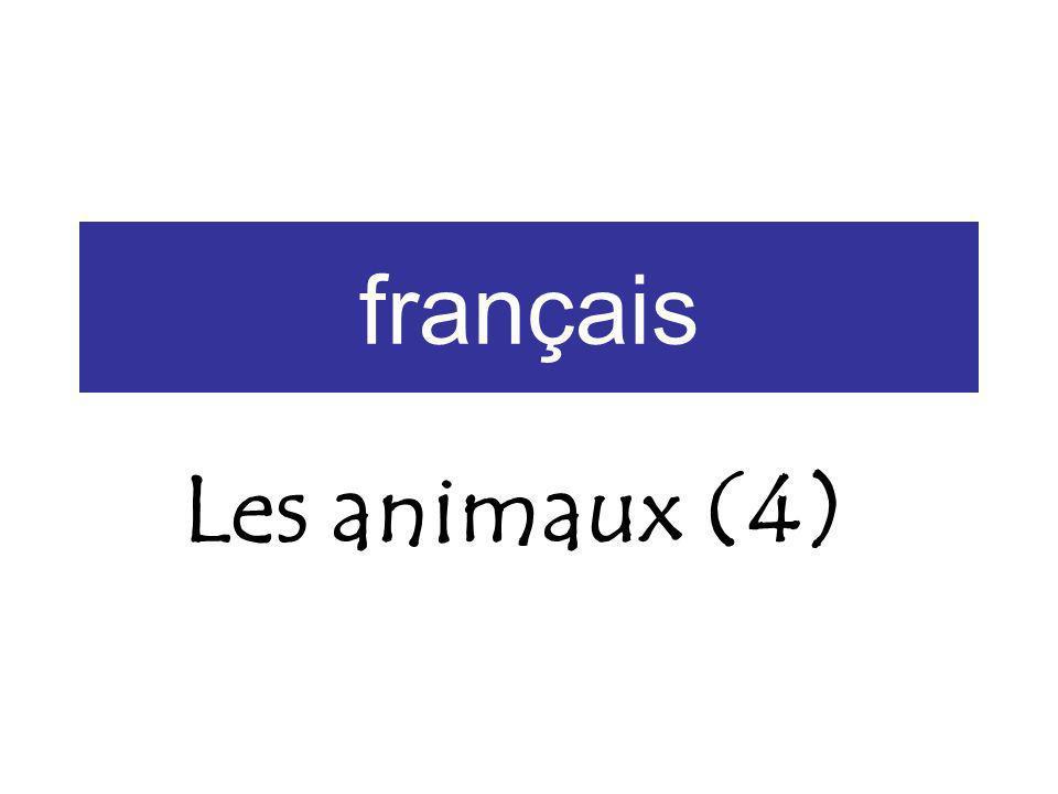 français Les animaux (4)