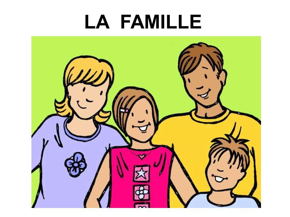 Je mappelle Caroline et j'habite à Paris. Il y a trois grandes chambres et deux salles de bains dans ma maison. Il y a huit personnes dans ma famille