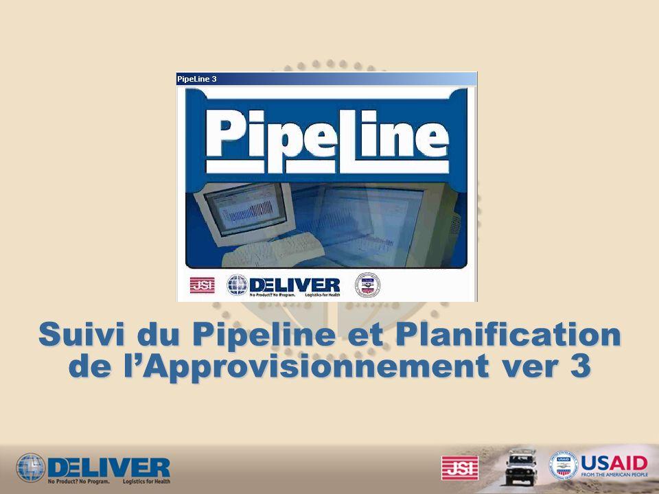 Suivi du Pipeline et Planification de lApprovisionnement ver 3