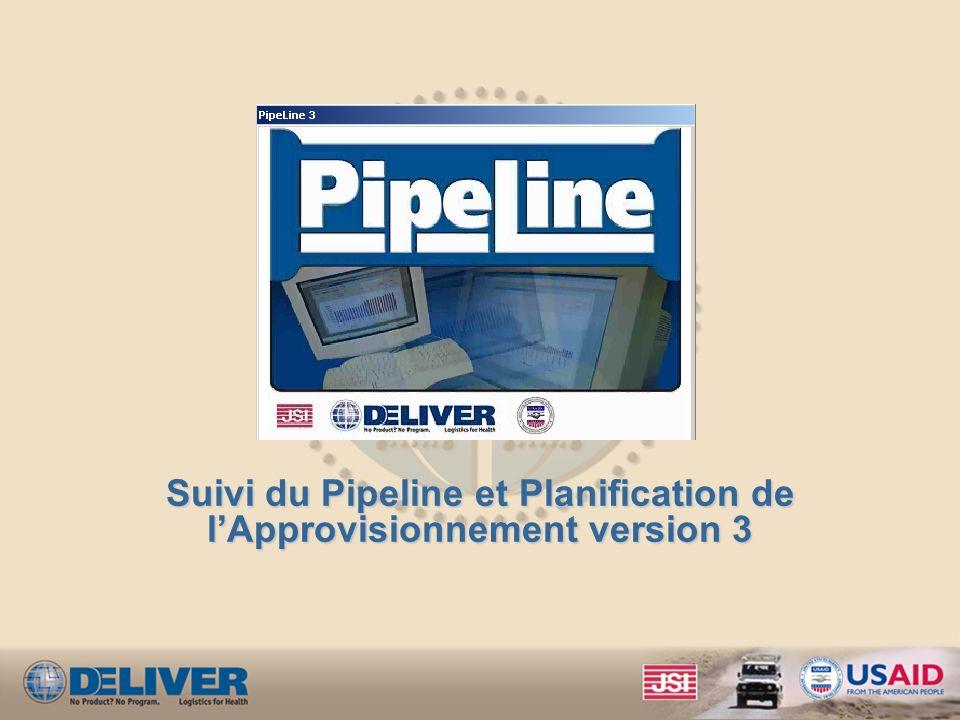 Suivi du Pipeline et Planification de lApprovisionnement version 3
