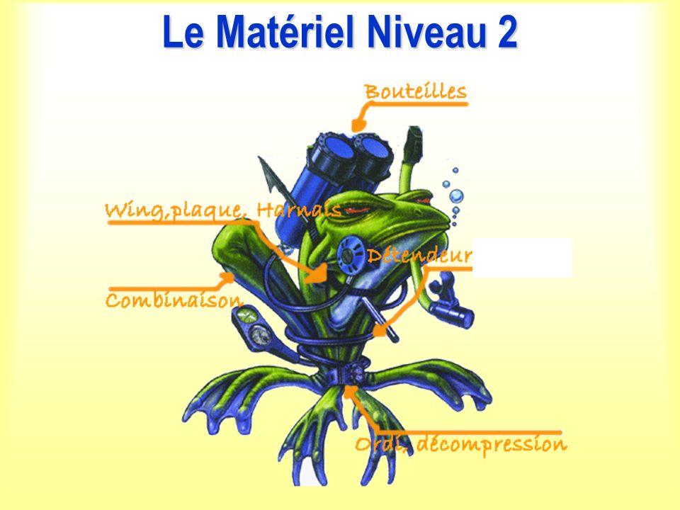 dévoluer de manière autonome Le plongeur niveau 2 doit posséder les compétences qui lui permettent, lorsque lensemble de la palanquée est constitué de plongeurs majeurs Niveau 2 minimum, dévoluer de manière autonome dans l espace médian et de pouvoir y intervenir.