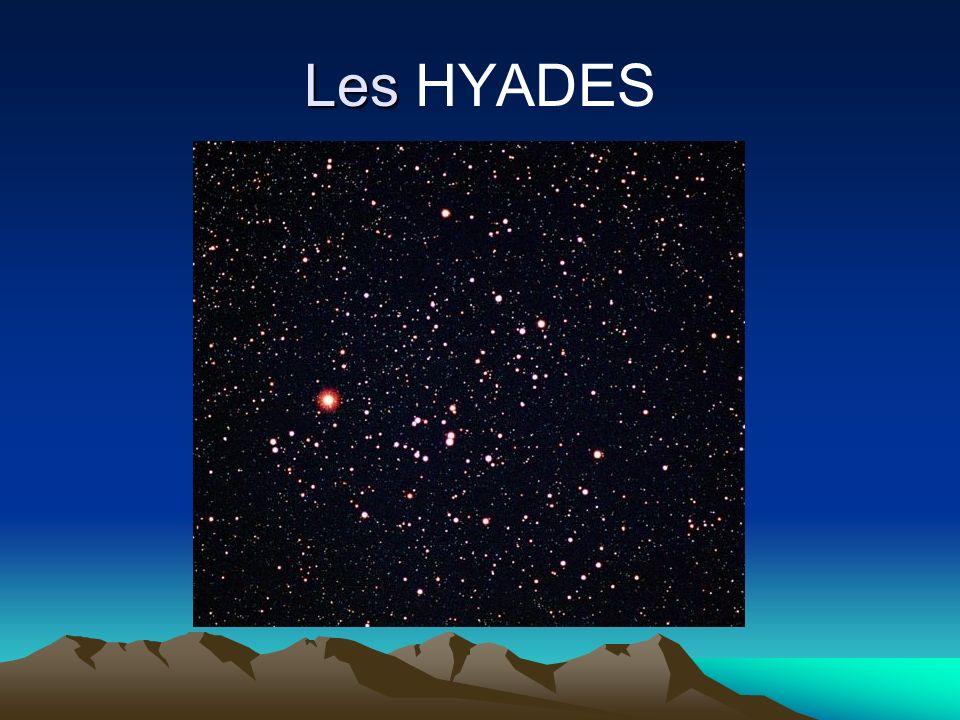 Les Les HYADES