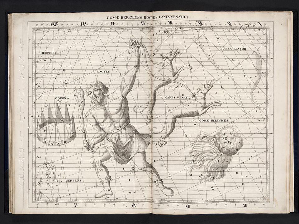 Histoire Les constellations sont capricieuses en étendue, nombre, forme, éclat...
