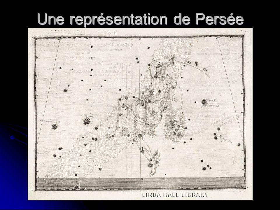 Une représentation de Persée
