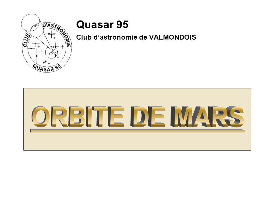 Quasar 95 Club dastronomie de VALMONDOIS