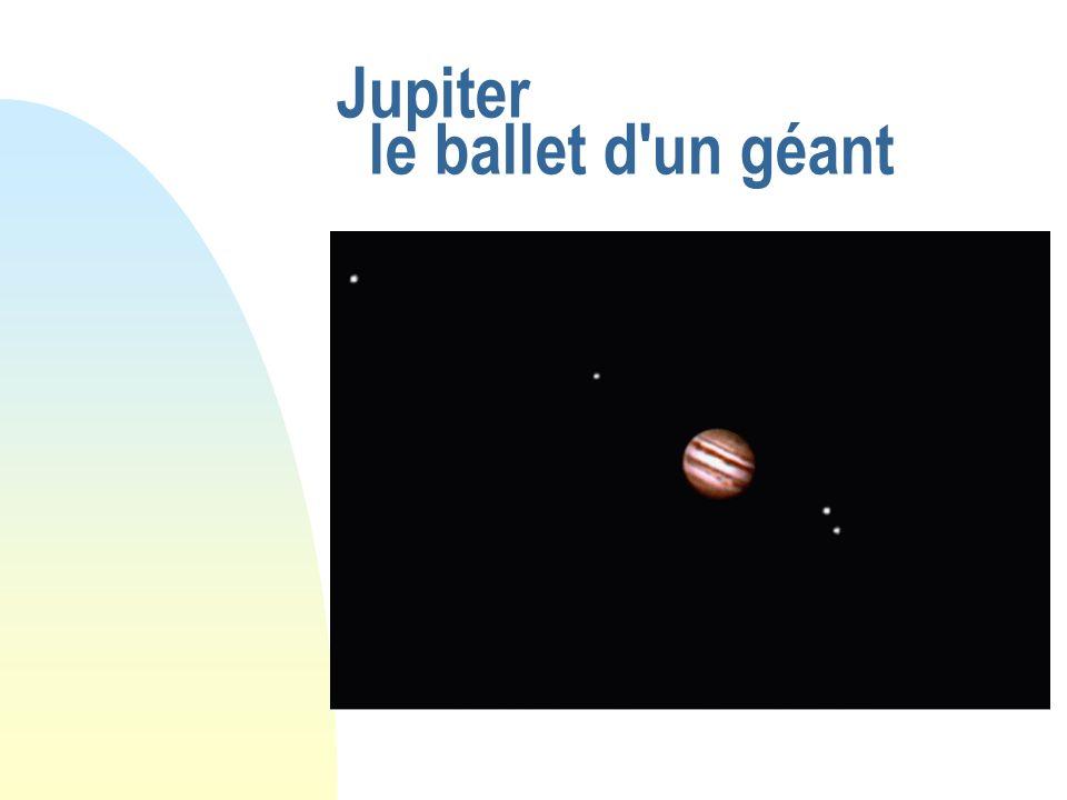 Jupiter le ballet d un géant