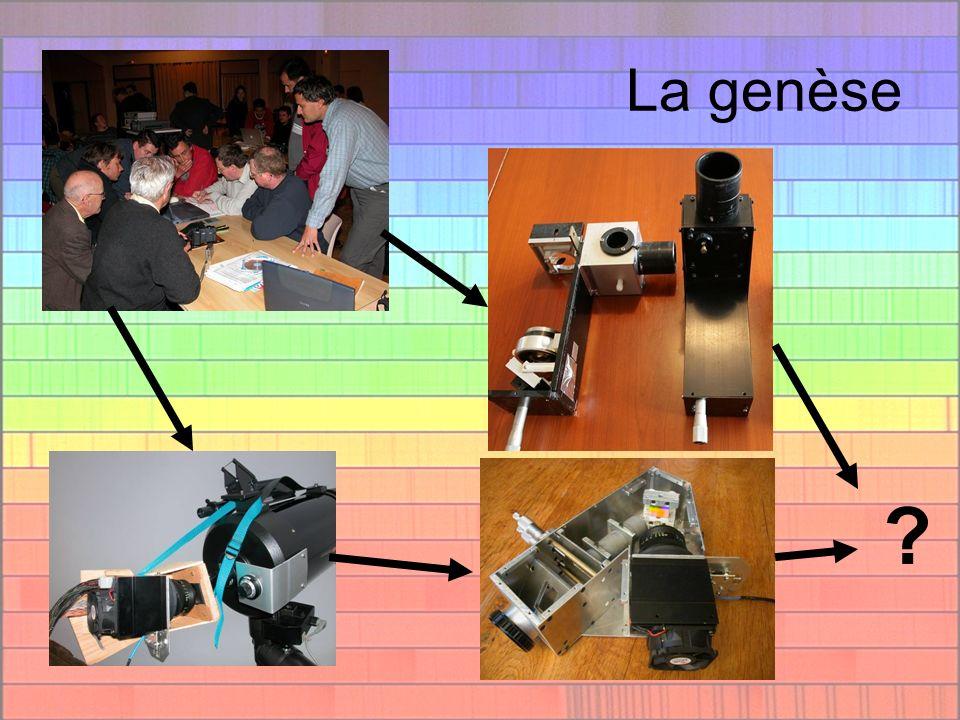 Prochaines étapes Accompagner chaque observateur pour quil fasse des spectres de qualité.