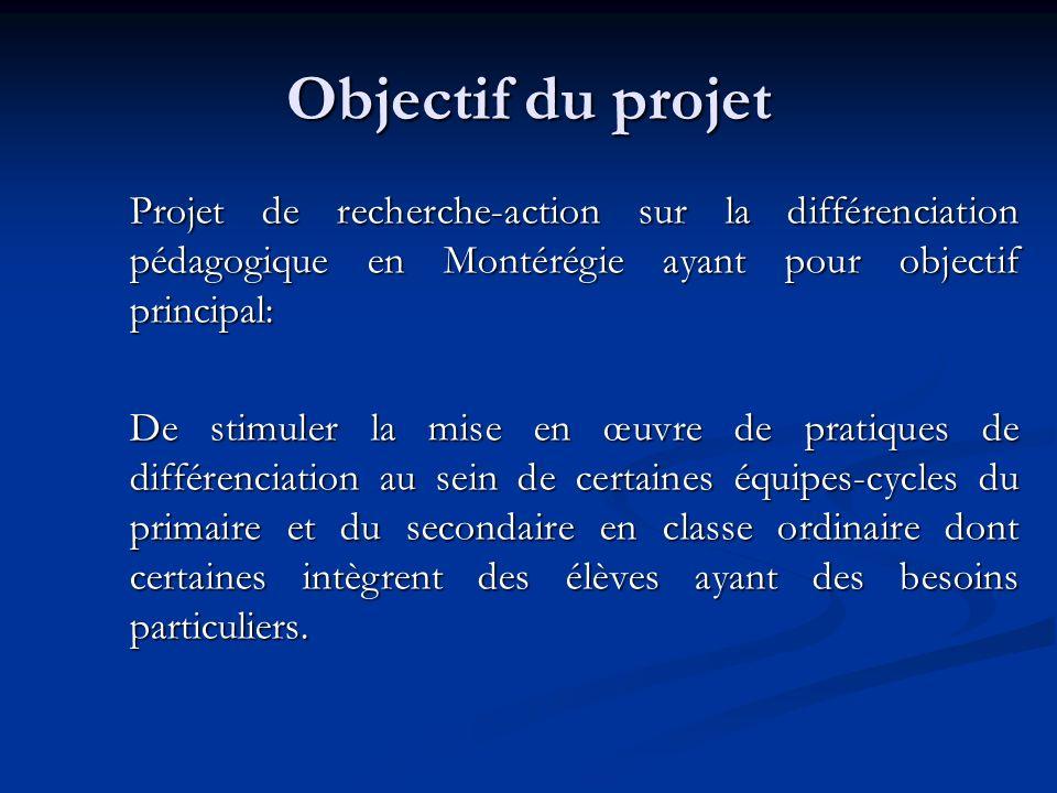 Élèves dont la langue maternelle est langlais et qui font des erreurs linguistique (vocabulaire et de syntaxe) qui perdurent au 2ème cycle et au 3ème cycle.