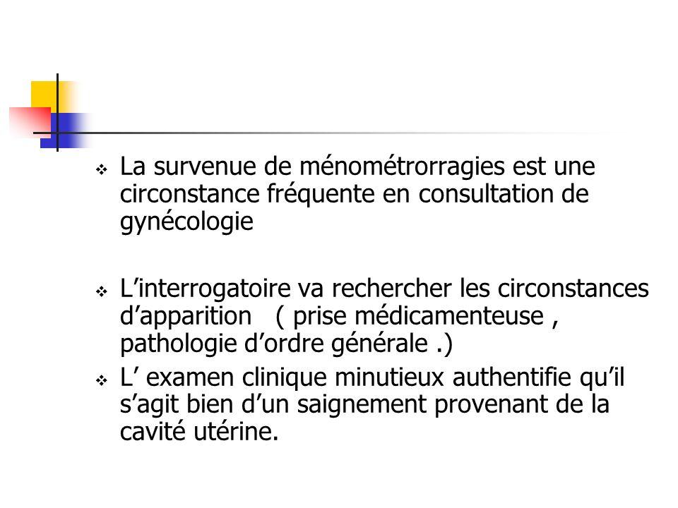 Adénomyose Traitement médical Les progestatifs par voie orale Le danazol Les agonistes de la Gn-RH Le SIU au Lévonorgestrel