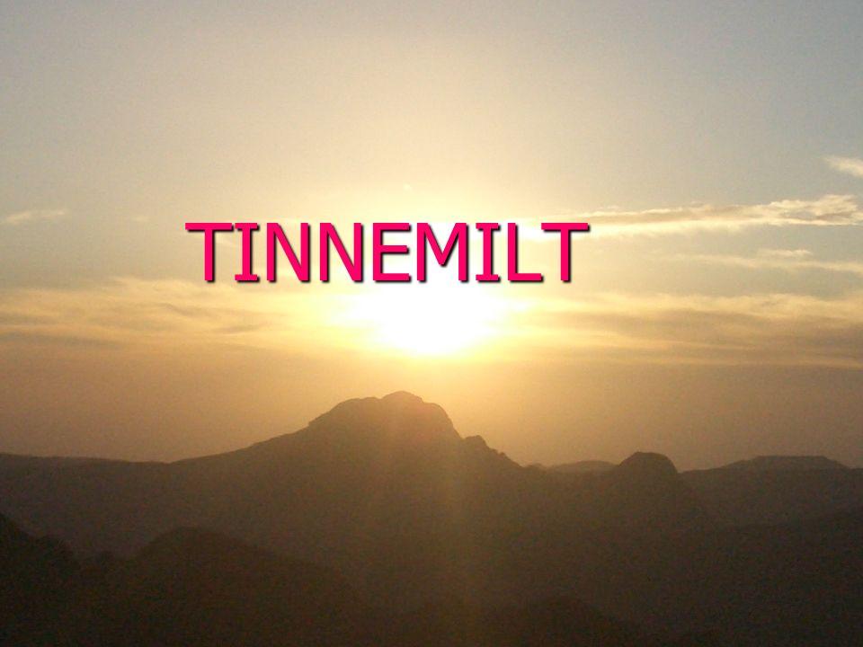 TINNEMILT TINNEMILT