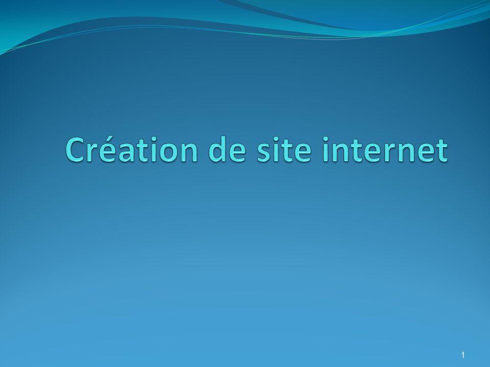 Créer un site Solution complexe Installer un serveur HTML (apache, Sambar,…) Sinscrire dans un DNS (DynDNS, xname, ulimit,…) Solution simple : Sociétés spécialisées (OVH, Netissime, Lycos…) Parfois gratuit (les principaux FAI, Troll Prod, …) Permet de ne pas avoir à se soucier des différents problèmes 12