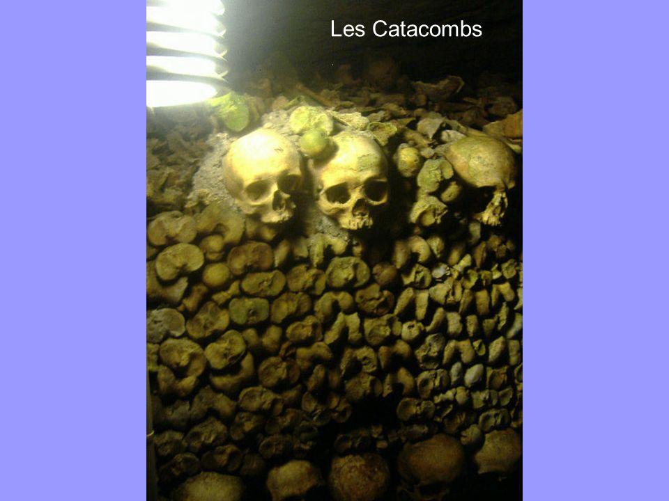 Les Catacombs