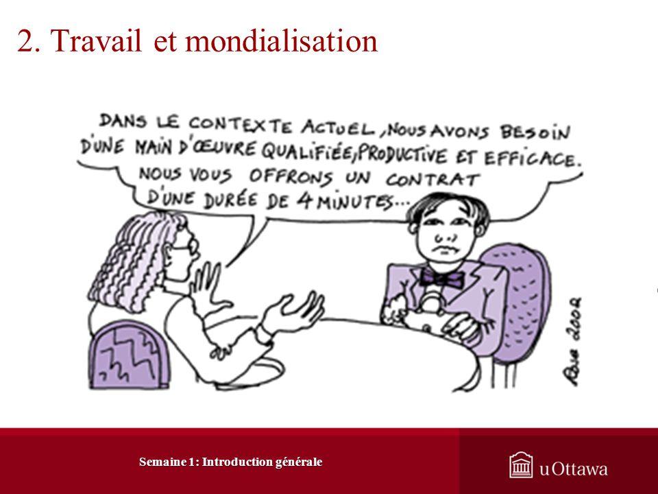Fournier, G., Bourassa, B. et Béji, K. (2003). La précarité du travail. Une réalité aux multiples visages. Québec, Les Presses de lUniversité Laval. 2
