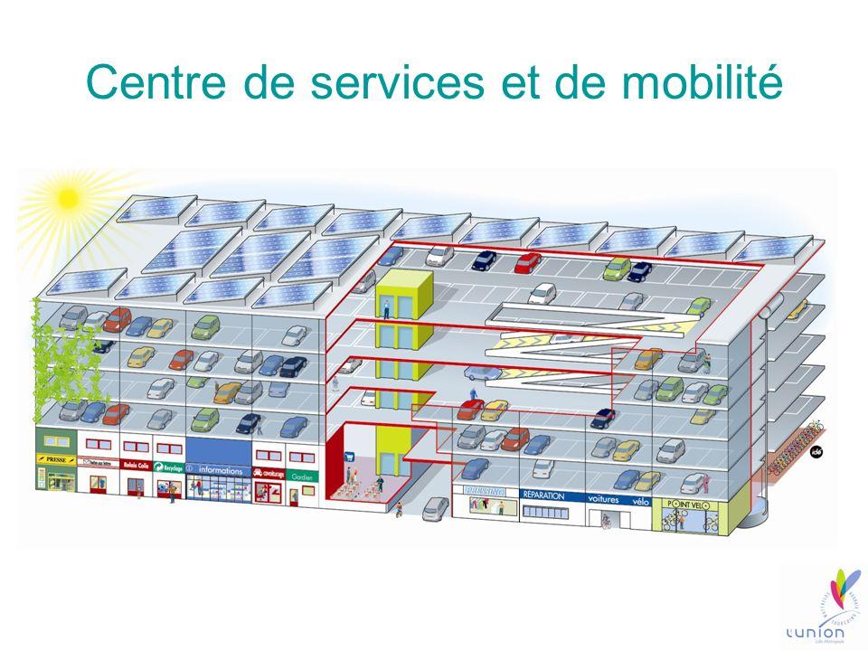Centre de services et de mobilité