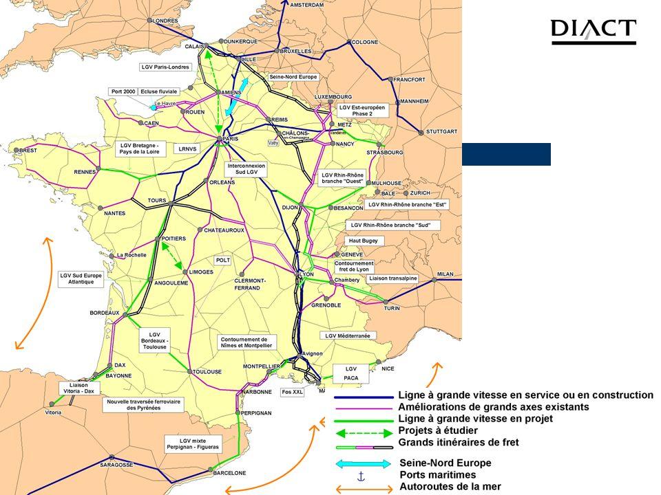 10 Les Autorités Organisatrices de Transport (AOT) 4 niveaux de décision – 4 niveaux dAOT LÉtat Les Régions Les Départements Certaines communes et certains regroupements de communes (AOTU)