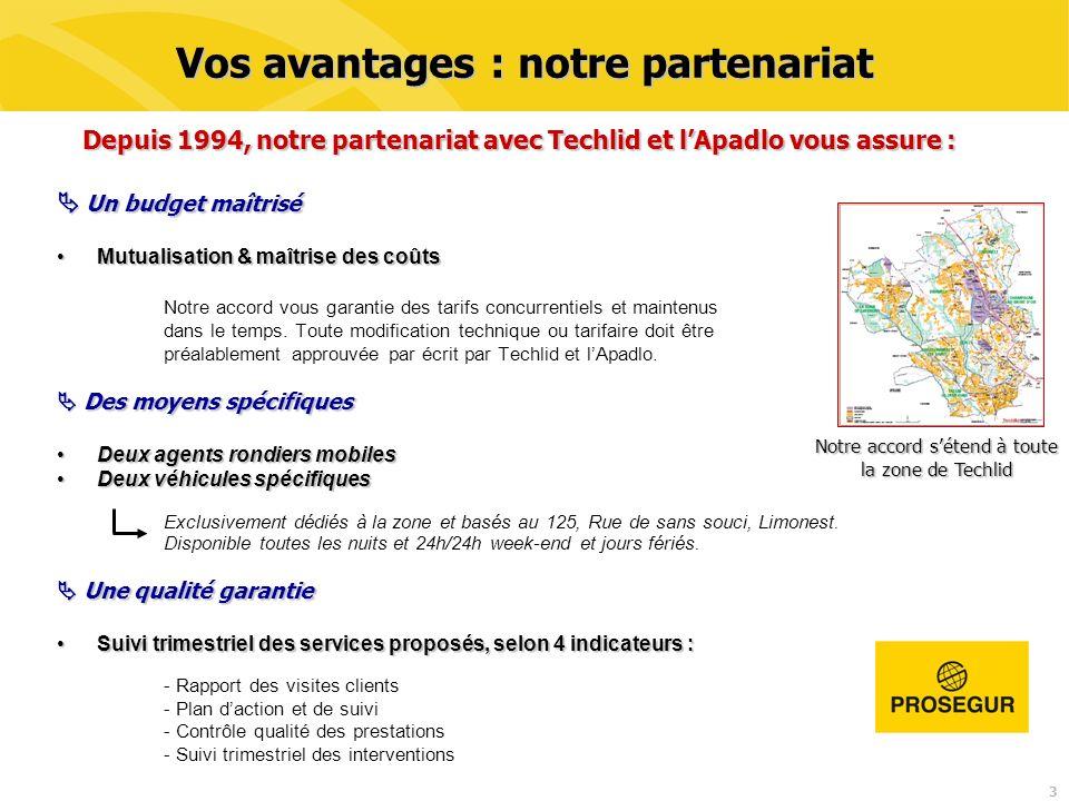 3 Vos avantages : notre partenariat Depuis 1994, notre partenariat avec Techlid et lApadlo vous assure : Un budget maîtrisé Un budget maîtrisé Mutuali