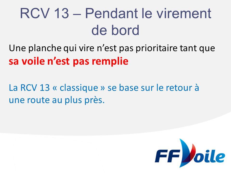 Rcv 64.3 Décisions des réclamations concernant les règles de classe 64.3(b) : Quand le jury a des doutes sur un sujet relatif à la jauge dune planche, au sens dune règle de classe ou à un dommage ….