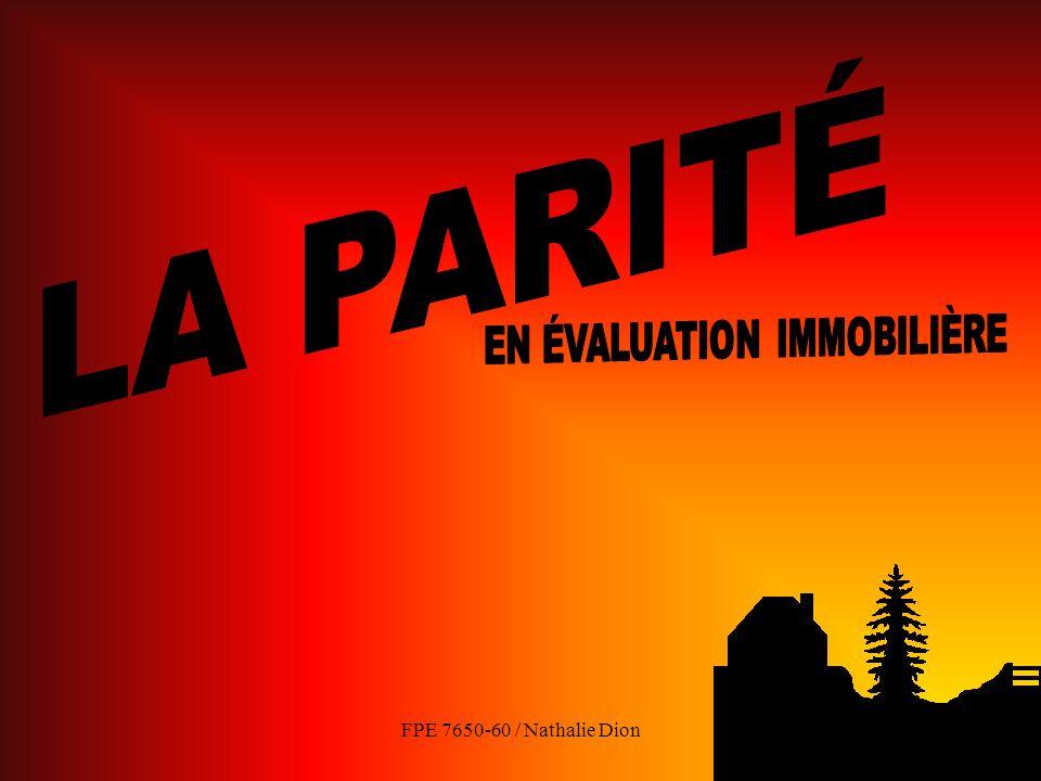FPE 7650-60 / Nathalie Dion
