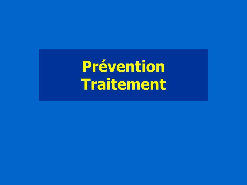 Prévention Traitement