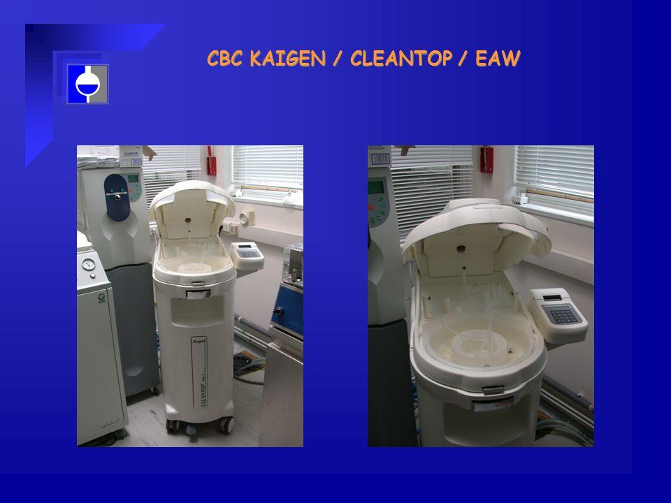 CBC KAIGEN / CLEANTOP / EAW