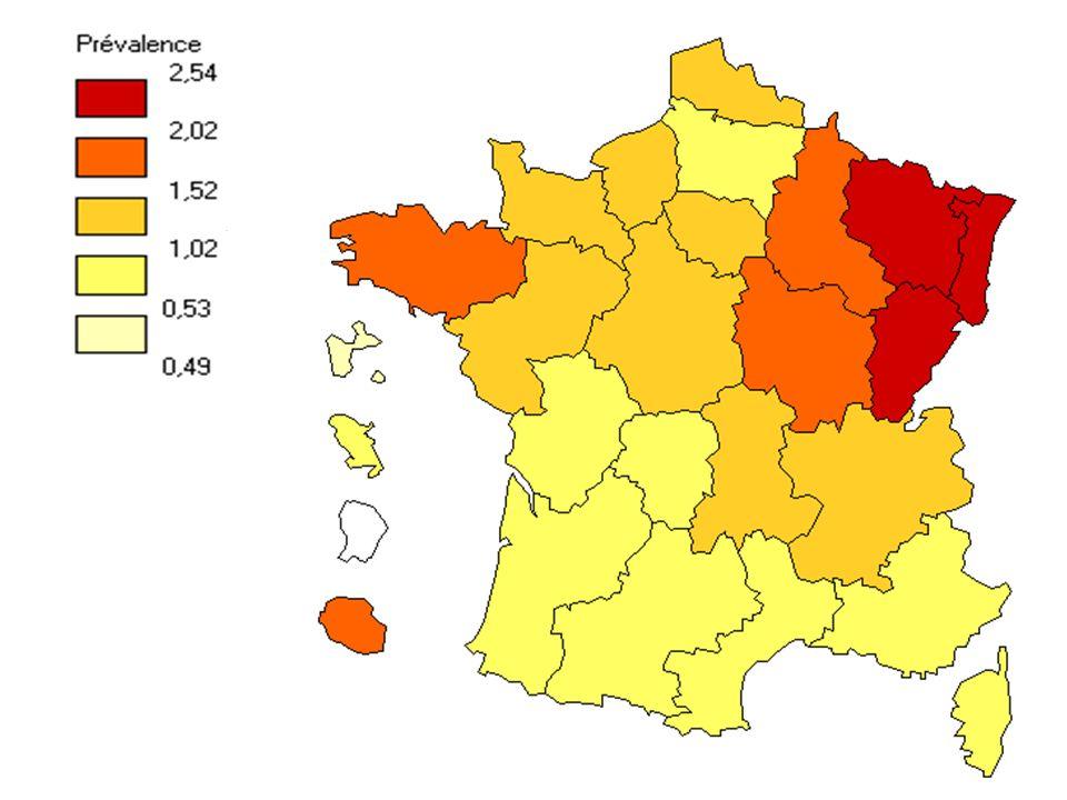 Résultats : prévalence (2) 619 infections chez les patients hospitalisés en psychiatrie 3 principaux sites Peau et tissus mous ORL- Stomato Infections urinaires
