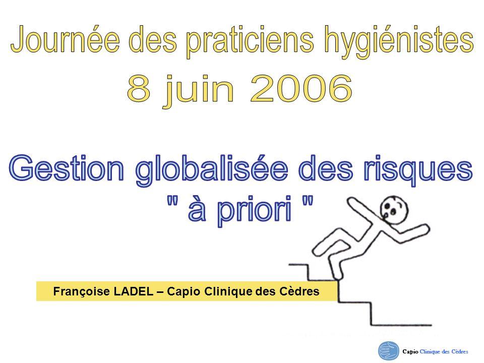 Capio Clinique des Cèdres Françoise LADEL – Capio Clinique des Cèdres