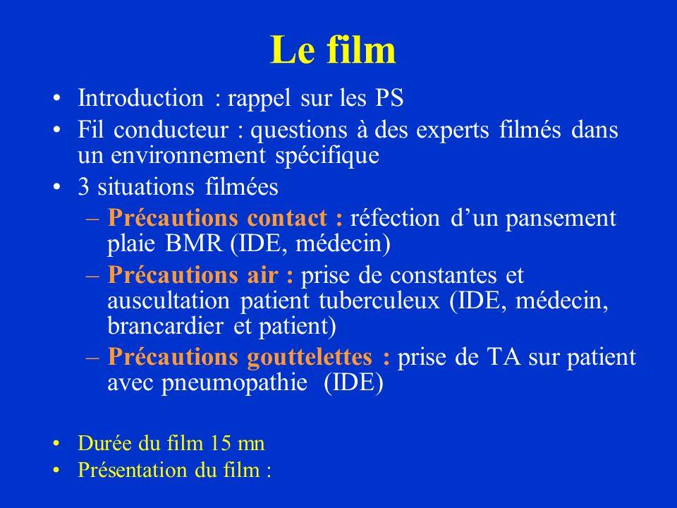 Quel matériel pour présenter le FILM : Ordinateur équipé de : –Carte son + –Lecteur CD + –Lecteur Windows Média Players ou Lecteur DVD simple + téléviseur