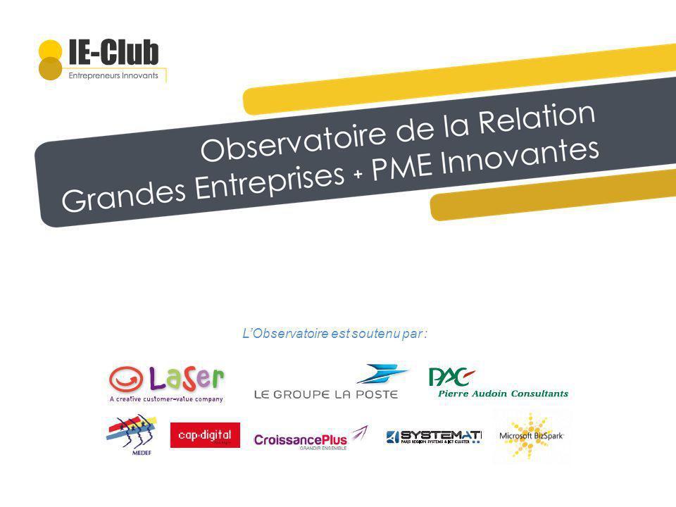 Résultats de lenquête 2012 Eric Monnoyer VP Consulting Pierre Audoin Consultants (PAC)