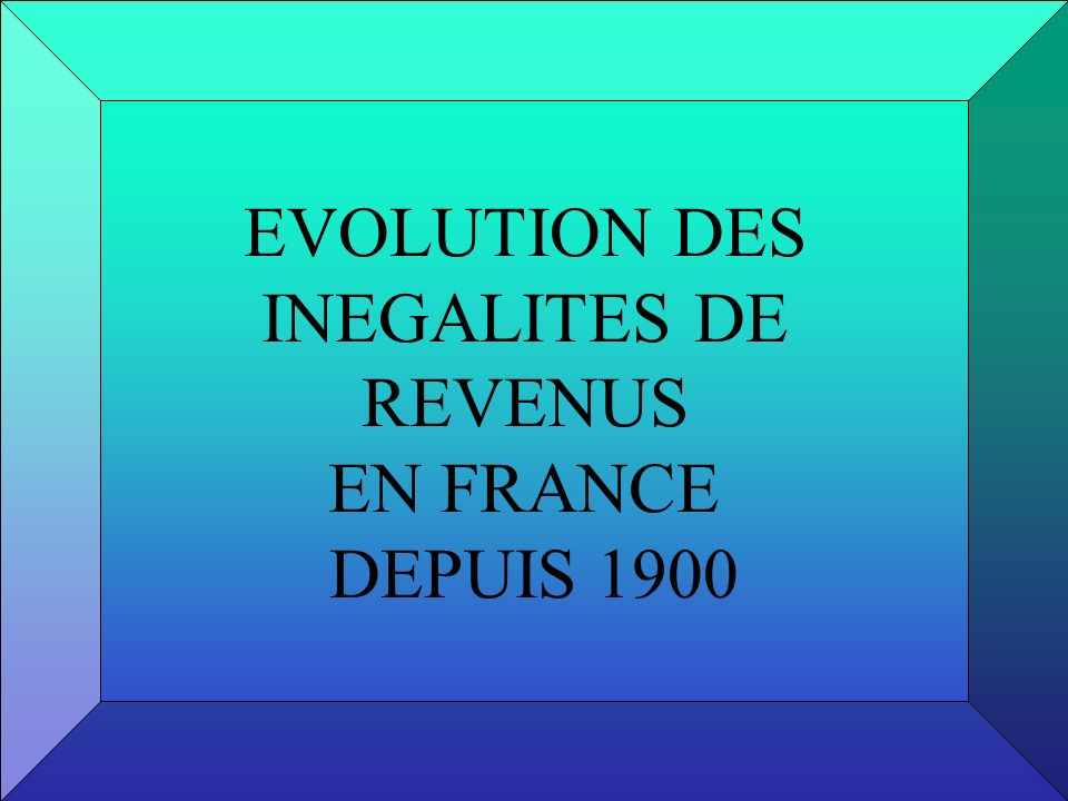 Le taux de prélèvement sur le plafond du 7ème Décile était en 1995 de 39.67 % Le système de Prélèvement Français Est-il redistributif Source : op cité