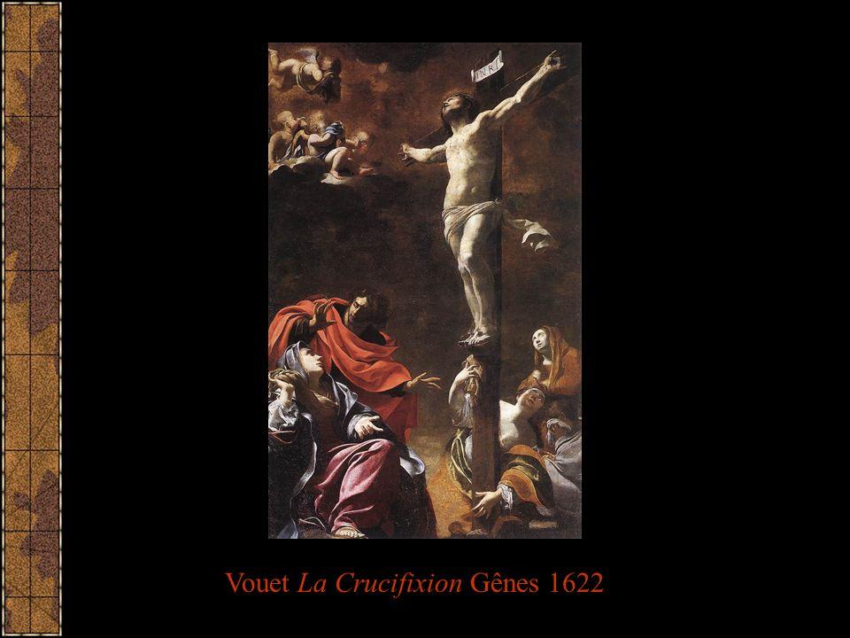 Vouet La Crucifixion Gênes 1622