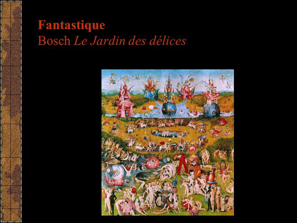 Fantastique Bosch Le Jardin des délices