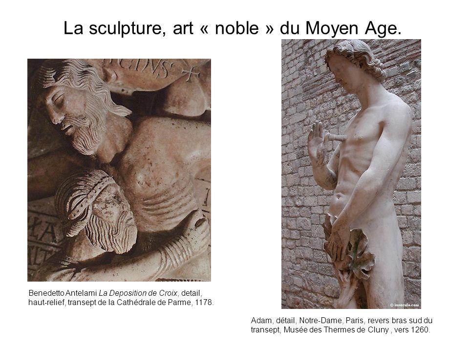 Introduction Le Moyen Age occidental est une civilisation de limage.