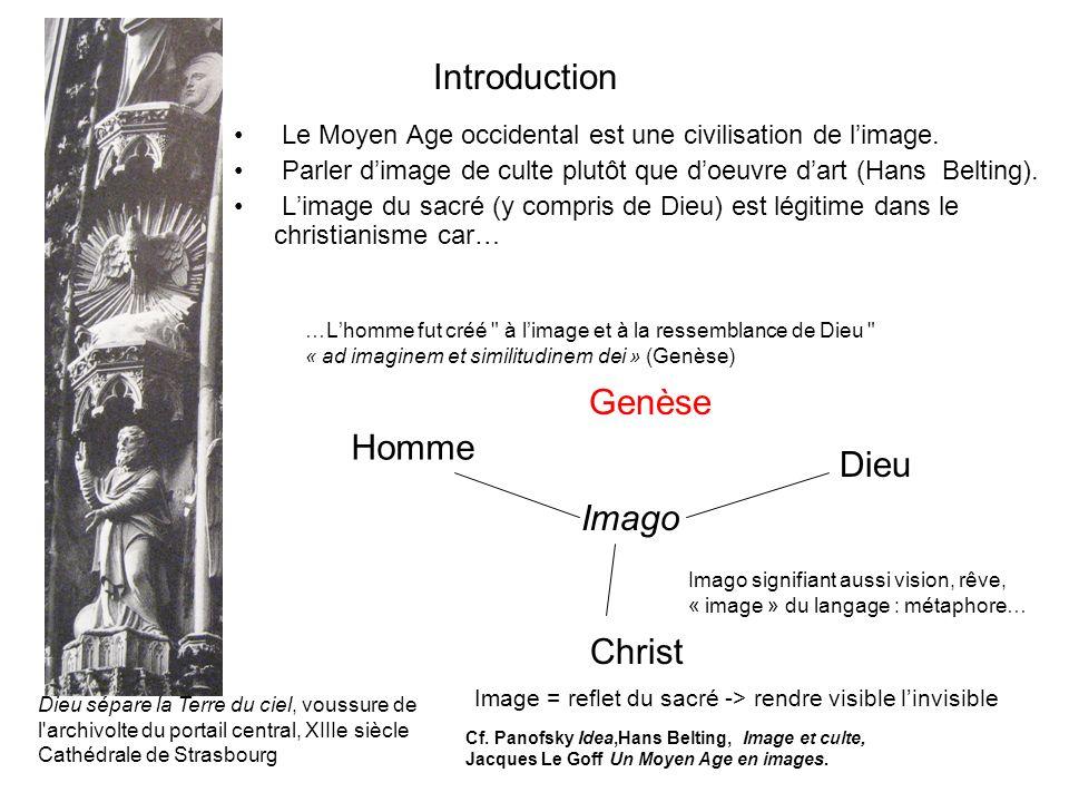 Limage médiévale nest pas « réaliste », elle répond à des codes symboliques, son usage na rien avoir avec « lart ».