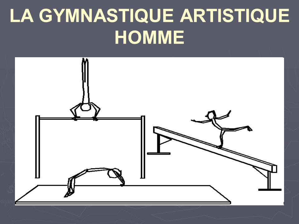 LA GYMNASTIQUE ARTISTIQUE HOMME