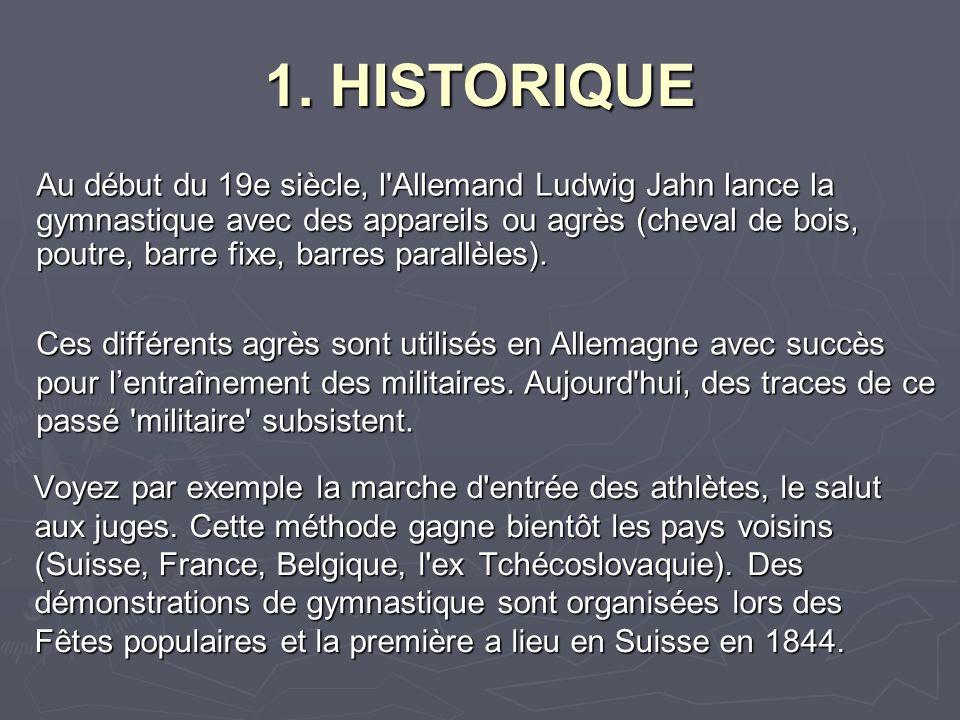 5.QUIZ Citez deux champions de France . Quels sont les six agrès .