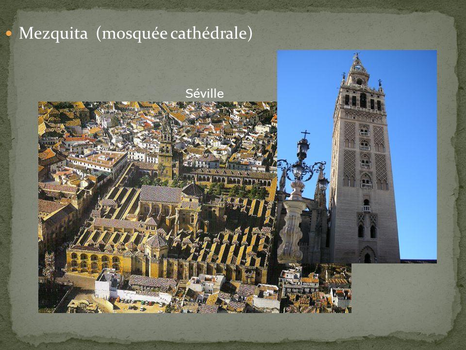 Mezquita (mosquée cathédrale) Séville