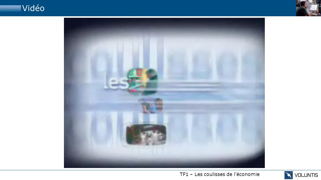 Vidéo TF1 – Les coulisses de léconomie