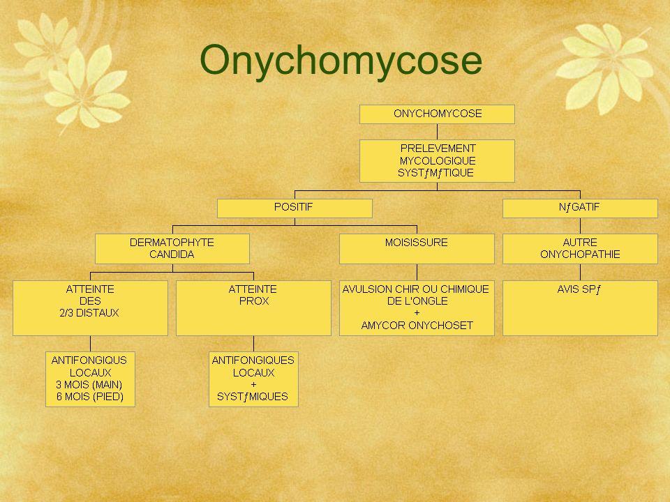 Onychomycose