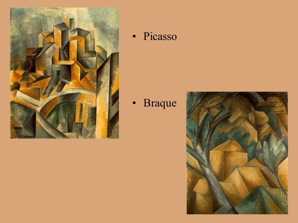 Picasso Braque