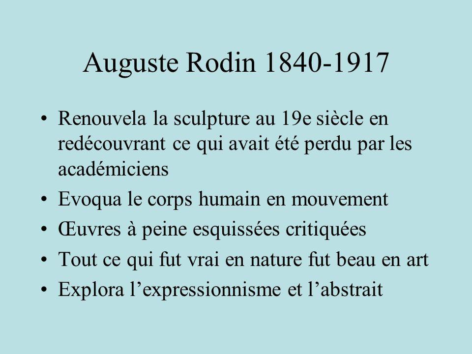 LHôtel Biron Le Musée Rodin à Paris