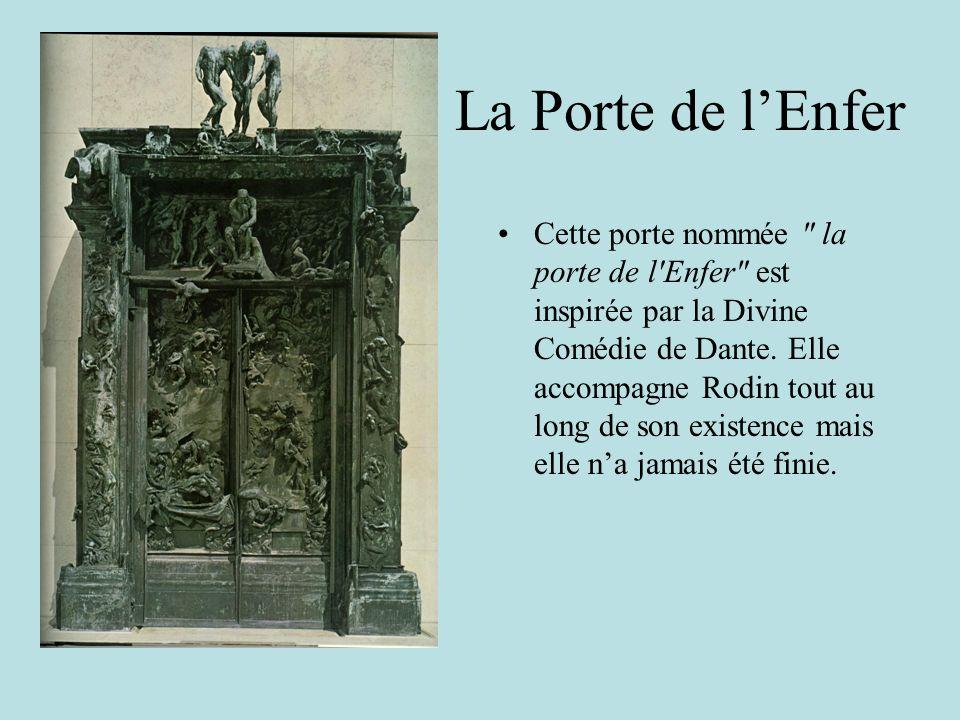 Tête de Camille Claudel par Rodin