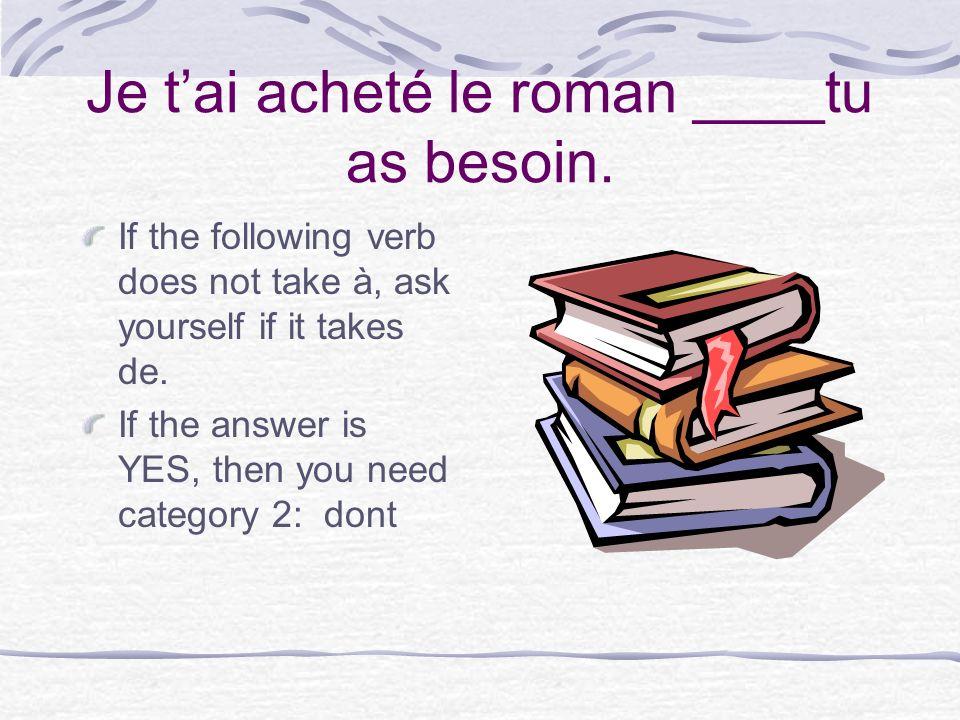 If the following verb takes à Cest dommage quils naient pas aimé le film auquel ils sont allés hier soir.