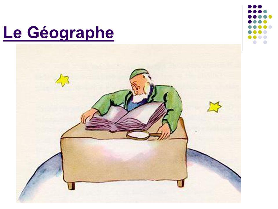 Le Géographe